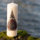 Celtic Candle - Glenfinnan Candles